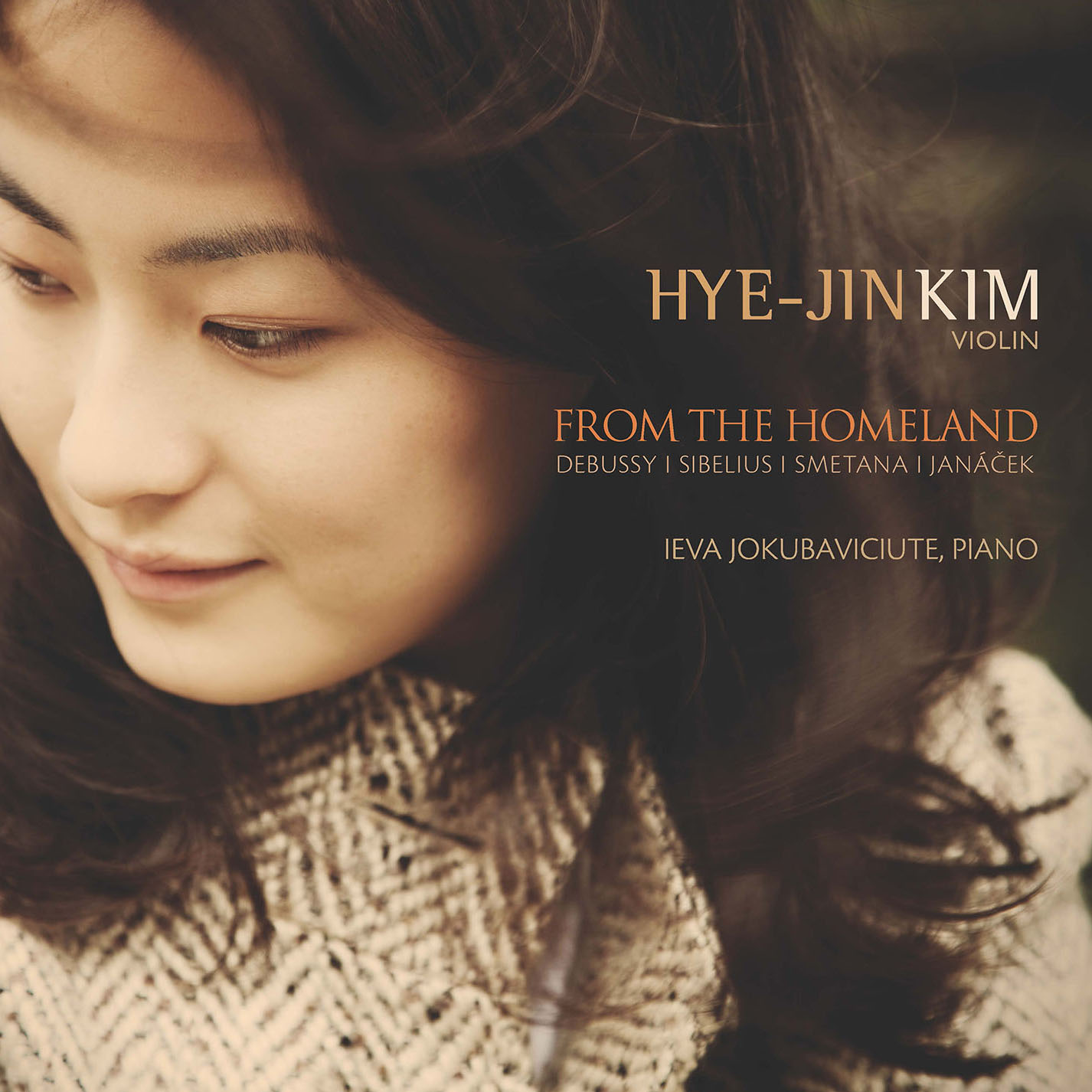 From The Homeland/Hye-Jin Kim, Violin